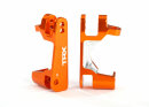 Traxxas TRX6832A C-Hubs 6061-T6 Alu orange eloxiert l/r