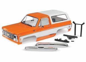 Traxxas TRX8130X Karo Chevrolet Blazer 1979 orange...