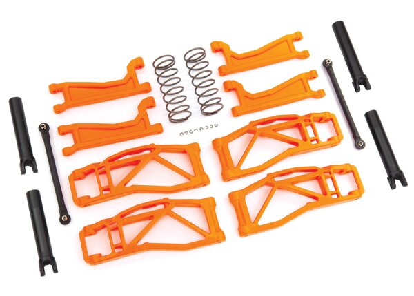 Traxxas TRX8995T Querlenker-Set WideMaxx orange...