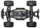 Traxxas 77086-4 X-Maxx 8S Brushless 1-5 4WD 2.4GHz TQi Wireless Stabi-System TSM Orange-X