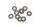 Axial AXIC1196 / AX31196 Unterlegscheibe 4x10x0,15 (10)
