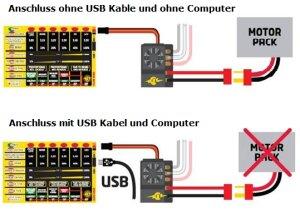 Castle Creations 010-0063-00 Link USB Programming Kit +...