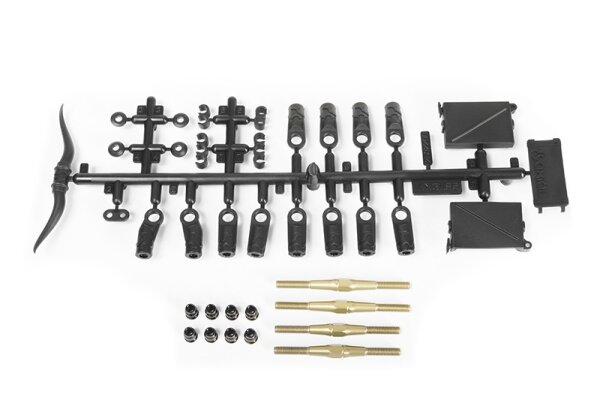 Axial AX31249 Spurstange Set Aluminium Yeti (4)