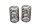 Axial AX31284 Dämpferfeder 23x40mm 6.3 lbs-in