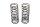 Axial AX31287 Dämpferfeder 23x70mm 4.8 lbs-in