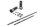Axial AXIC0832 / AX31290 AR60 OCP Achsadapter-Set für volle Breite