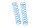 Axial AXIC1291 / AX31315 Feder 14X70MM 1.43lbs Lila (2) Blau