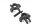 Axial AXIC3316 / AX31316 AR60 Doppelscheren-Achsschenkelsatz