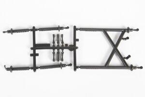 Axial AXIC3353 / AX31353 Monstertruck-Karosseriepfostensatz