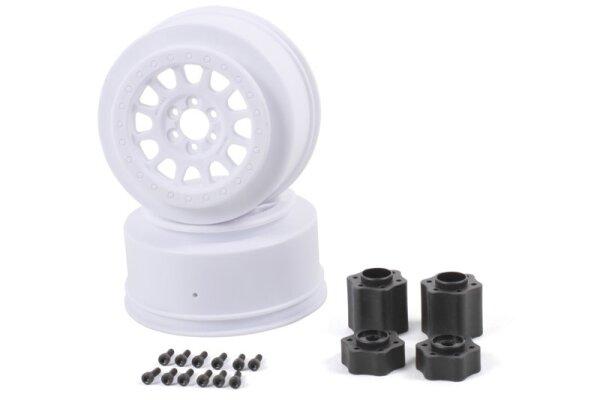 Axial AXIC8171 / AX31371 2.2 3.3 Method 105 Felge 41mm Weiß (2)