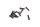 Axial AXIC3373 / AX31373 Innensechskant-Knopf Schwarz M2.6x8mm (10)