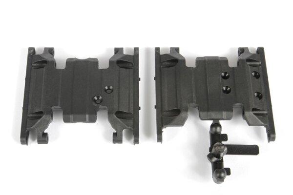 Axial AXIC3379 / AX31379 Unterlegplatten SCX10 II