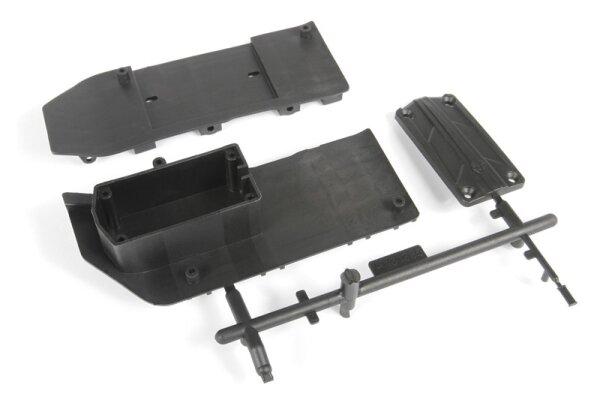 Axial AXIC3185 / AX31385 Seitenplatten SCX10 II