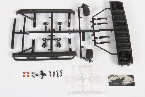 Axial AXIC3389 / AX31389 2000 Jeep Äußere Details