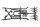 Axial AXIC3191 / AX31391 Karosseriepfosten SCX10 II
