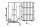 Axial AXIC3395 / AX31395 JCROffroad Dachgepäckträger