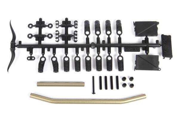 Axial AXIC3428 / AX31428 AR60 Lenkungs-Upgrade-Kit Aluminium