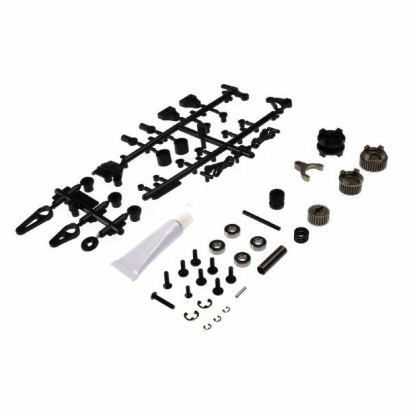 Axial AXIC3370 / AX31440 Getriebe 2-Gang Zahnradsatz SCX10