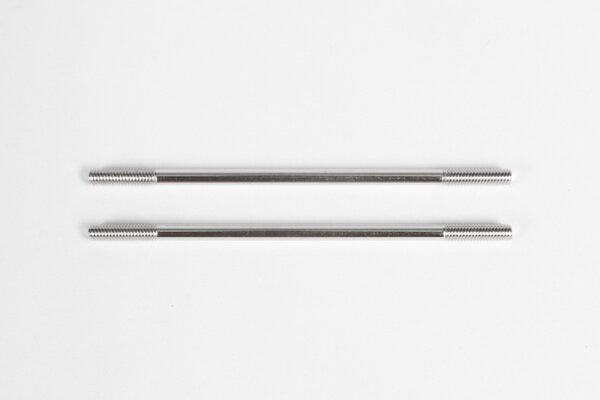 Axial AXIC1473 / AX31473 Stahlglieder M4x92mm SCX10 II (2)