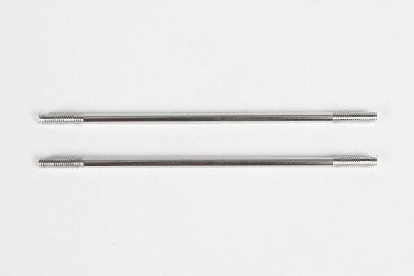 Axial AXIC1474 / AX31474 Stahlglieder M4x114mm SCX10 II (2)