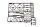 Axial AXIC0037 / AX80037 Innenraum Details Teilebaum Schwarz