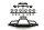 Axial AXIC0039 / AX80039A 1/10 Frontplatten-Stoßstangensatz