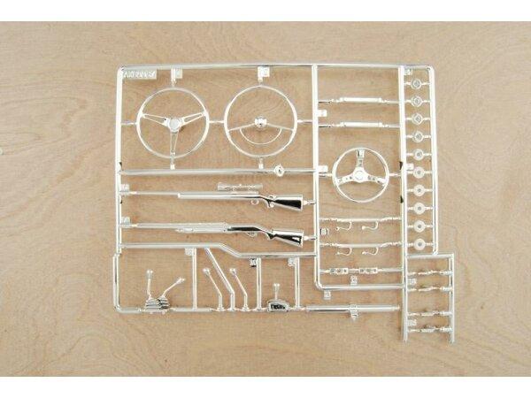 Axial AXIC0047 / AX80047 Innenraum Detail Teile Baum Chrom