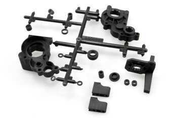 Axial AXIC0051 / AX80051 DIG Getriebegehäuse