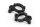 Axial AXIC0106 / AX80106 Achsschenkelträger Set Yeti EXO