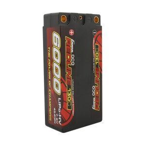 Gens Ace B-RL-130C-6000-2S2P-HC-65-HV-S 6000mAh 7.6V 2S LiHV-Akku 130C 5.0mm bullet