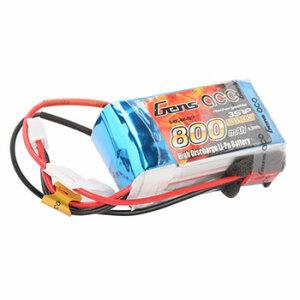 Gens Ace B-3300-8.4V-NIMH-Flat-Pack-T 3300mAh 8.4V  NiMh-Akku  T-Plug