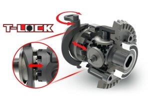 Traxxas 82056-4 für Erfahrene TRX-4 Land Rover Defender Blau 1:10 4WD RTR Crawler TQi 2.4GHz Wireless