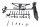 Axial AXIC4349 / AX80126 RrStoßstange/Reifenträger SCX10/Poison Spyder/JK