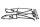 Axial AXIC4340 / AX80130 Überrollkäfig-Seiten AX10 Deadbolt Crawler