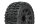 Proline 10175-10 Trencher LP 3.8Zoll auf Raid 8x32 Felge 17mm (2 Stk.)