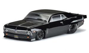Proline 3531-18 1969 Chevrolet Nova Karosserie schwarz