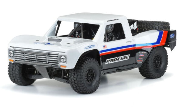 Proline 3547-17 Pre-Cut 1967 Ford F-100 Race-Truck...