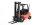 RC4WD RC4VVVJD00036 1/14 Norsu Hydraulischer RC-Gabelstapler RTR (rot)