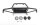 RC4WD VVV-C0942 Tri-X Stahl Stinger Frontstoßstange mit Beleuchtung