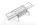 RC4WD VVV-C0947 Oxer Vorderer Windenstoßfänger aus Stahl für Vanquish VS4-10