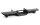 RC4WD VVV-C0950 Oxer Hintere Stoßstange aus Stahl für Vanquish VS4-10 Original-Karosserie (Schwarz)