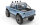 RC4WD VVV-C0958 Shirya Stahlstoßstange hinten für Vanquish VS4-10 Original Karosserie (Schwarz)