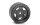 RC4WD VVV-C1015 Seren 2.2 Beadlock-Räder mit Mittelkappen (Schwarz) 4 Stk.