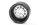 RC4WD VVV-C1018 Burato 2.2 Einzelrad (Silber) 1 Stk.