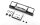 RC4WD VVV-C1023 Oxer Metall-Windenstoßstange vorne mit Beleuchtung