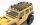 RC4WD VVV-C1043 Dachgepäckträger Mikro-Serie mit Licht-Set für Axial SCX24 1/24 Jeep