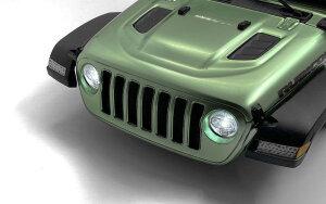 RC4WD VVV-C1062 Frontlinse für Axial 1/10 SCX10 III Jeep JLU Wrangler