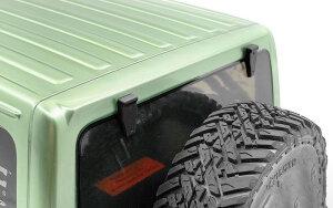 RC4WD VVV-C1064 Heckscheibenscharniere für Axial 1/10 SCX10 III Jeep JLU Wrangler