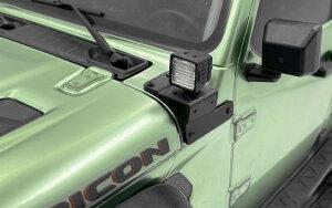 RC4WD VVV-C1065 Säulenleuchten für Axial 1/10 SCX10 III Jeep JLU Wrangler