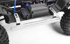 RC4WD Z-S1982 Tough Armor Slim-Line CNC-Seitenleisten für Traxxas TRX-4 Gun